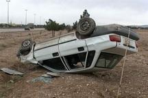 2 نفر بر اثر تصادف در قزوین جان باختند