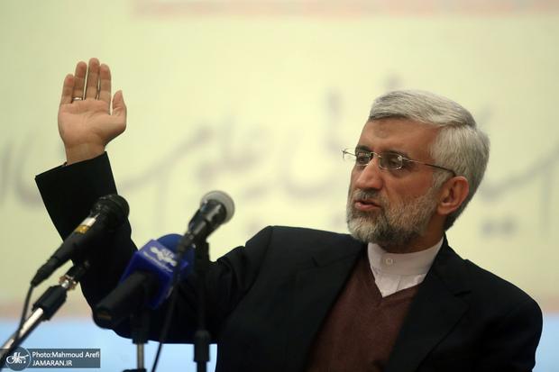 تعیین تکلیف سعید جلیلی برای مجلس