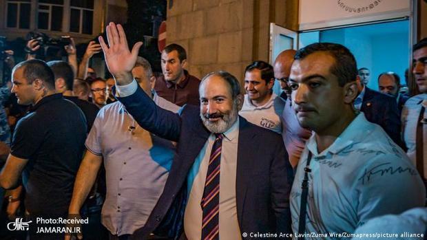 یک غافلگیری در انتخابات ارمنستان