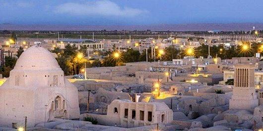 هدف از برگزاری جشنواره روز مروست توسعه گردشگری خاتم است