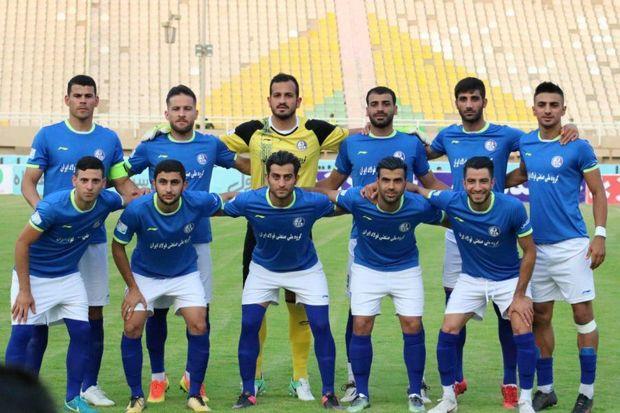 تیم فوتبال استقلال خوزستان از جام حذفی انصراف داد