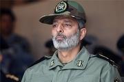 سرلشکر موسوی از گروه پدافند هوایی شیراز بازدید کرد