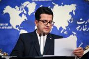 توضیح سخنگوی وزارت خارجه در خصوص وضعیت مرزهای کشور