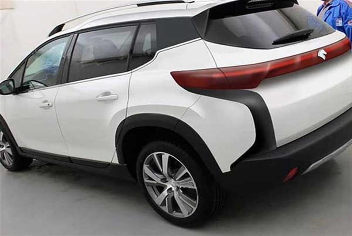 زمان رونمایی از کراس اوور جدید ایران خودرو، K۱۲۵ مشخص شد