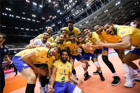 پایان جام جهانی والیبال با اقتدار برزیل و ناکامی دوباره لهستان + جدول نهایی