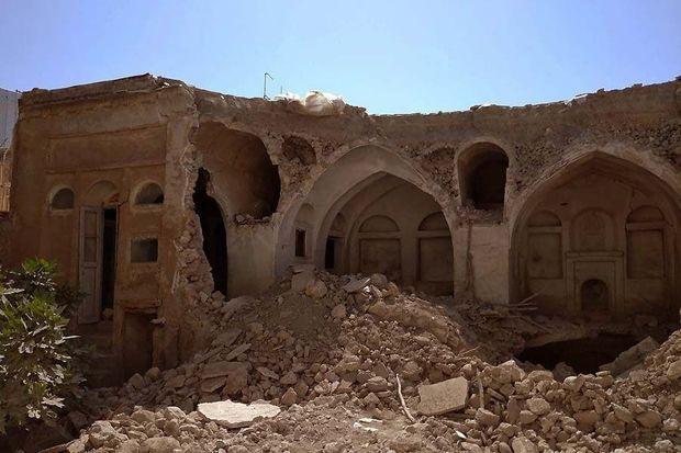 تخریب خانه تاریخی به یادگار مانده از قاجاریه