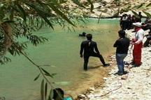 جسد جوان غرق شده در سرچشمه کارون پیدا شد