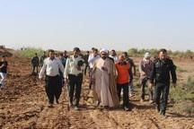 روستاهای شادگان برای مقابله با سیل آماده اند