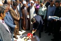 عملیات احداث بخش توسعه بیمارستان امام خمینی(ره) نقده آغاز شد