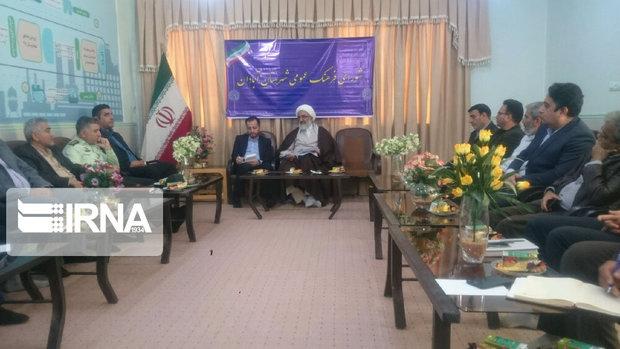 انتقاد از غیبت ۱۱ مسوول در شورای فرهنگ عمومی آبادان