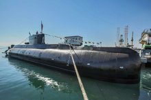 جابجایی زیردریایی  نیروی دریایی ارتش ایران