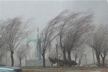 هشدار هواشناسی درباره وزش باد شدید در خراسان جنوبی