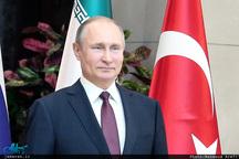 پوتین حکم اخراج 15 ژنرال را صادر کرد