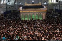 برگزاری مراسم احیاء در شب بیست و سوم ماه مبارک رمضان در حرم مطهر امام خمینی (س)