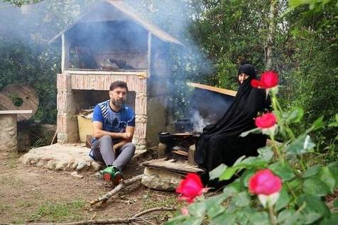 عکس های کودکی و خانوادگی علی انصاریان
