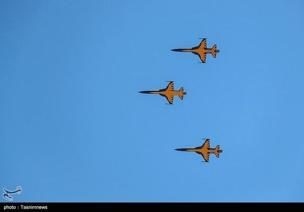 تحویل 3 فروند جت جنگنده کوثر به نیروی هوایی ارتش (9)