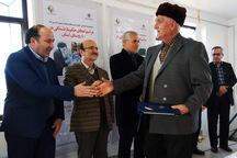 حکم بازنشستگی کشاورزان در 40 روستای استان اردبیل اعطا شد