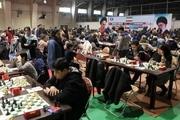 اولین شکست استاد بزرگ شطرنج ارمنستان، پیچیده شدن صدر جدول جام کاسپین