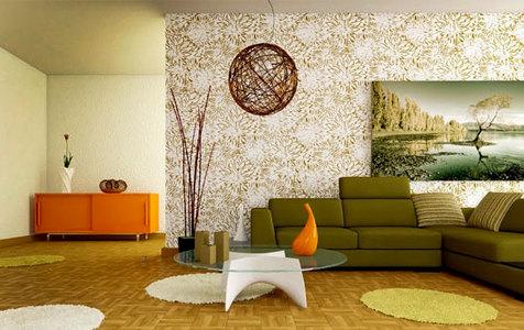 چند راه برای جداسازی فضاهای داخلی منزل