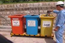 جمع آوری 200 هزار تن زباله از معابر ارومیه