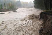 سیلاب  راه ارتباطی ۲۸ روستای چهارمحال و بختیاری را مسدود کرد