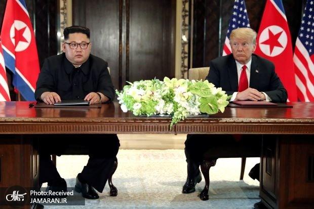 کره شمالی: توافق حاصله با ترامپ در حال تبدیل شدن به «یک تکه کاغذ سفید» است