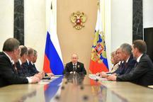 نشست شورای امنیت روسیه در مورد برجام با حضور پوتین