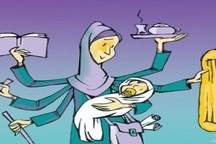 تعداد زنان خانه دار در ایران اعلام شد