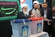 آیت الله نوری همدانی:بر همه لازم است در انتخابات شرکت کنند
