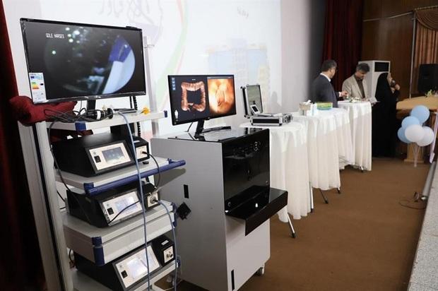 رونمایی از محصولات جدید شرکتهای دانش بنیان علوم پزشکی شیراز