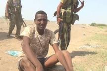 اسارت گروهی از نظامیان سودانی توسط انصار الله یمن