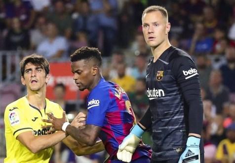بارسلونا در اندیشه تمدید قرارداد با 2 بازیکن
