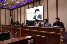 نشست فصلی مسئولان اتحادیه دانش آموزان یزد برگزار شد