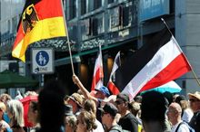 اعتراضات آلمانیها به محدودیتهای کرونایی!