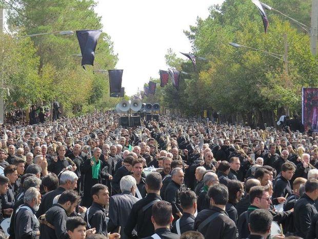 پلیس برای تأمین امنیت ایام تاسوعا و عاشورای حسینی آمادگی کامل دارد