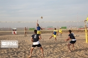 والیبالیست هرمزگانی در اردوی تیم ملی والیبال ساحلی حضور یافت