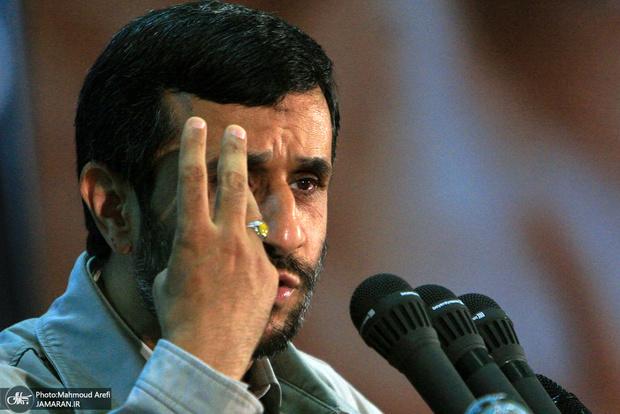 یاران احمدینژاد کجا هستند؟
