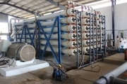 آب شیرین کن ۱۶۰۰ متر مکعبی ملکشاهی بهره برداری میشود