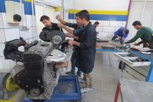 24مرکز مهارت آموزی فنی وحرفه ای درسیستان و بلوچستان فعال است