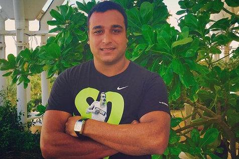 احسان حدادی: کسی که 4 دوره به المپیک می رود اسطوره است