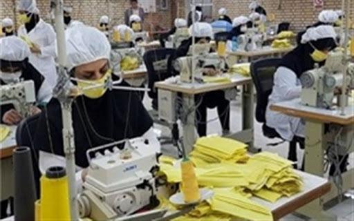تولید 26 هزار ماسک در کارگاه های فنی و حرفه ای چابهار