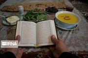 کُلوخاندازان تا سحرخوانی سنت ماندگارهمدان در رمضان