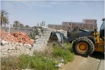بیش از یک هزار هکتار از اراضی ملی استان تهران رفع تصرف شد