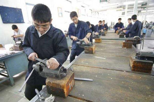 10 درصد مدارس متوسطه اول کردستان میزبان طرح ایران مهارت شدند