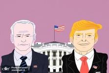 بایدن پیشتاز نظرسنجی ها/ آیا سناریوی انتخابات 2016 تکرار می شود؟
