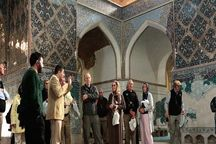 ورود ۲۳۶ هزار گردشگر خارجی به آذربایجانشرقی