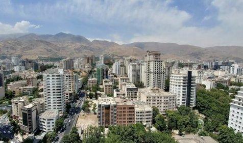 نرخ آپارتمانهای زیر ۱۰۰ متر در تهران/جدول