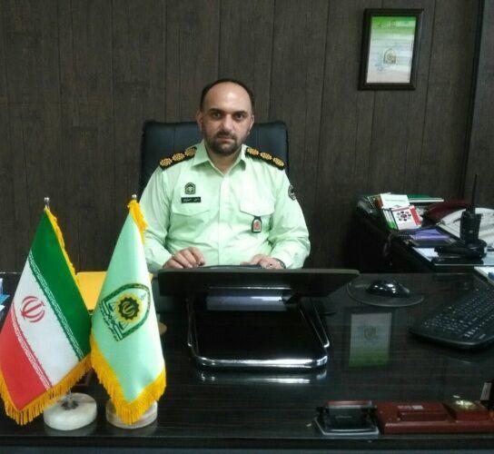 کشفیات پلیس لاهیجان ۵۸درصد افزایش یافت