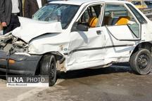 دو کشته و زخمی در تصادف سه وسیله نقلیه در رشت