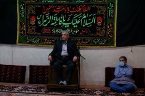 مراسم چهلمین روز عروج ملکوتی حجت الاسلام و المسلمین محتشمی پور